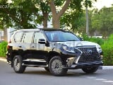 Photo Lexus GX 460 V8 4.6l petrol automatic platinum