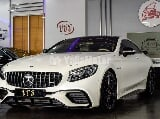 Photo Used Mercedes-Benz S 63 AMG Coupe 5.5 2019