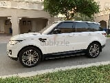 Photo GCC Range rover Supercharged V8 2014, warranty...