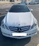 Photo Mercedes Benz E200 Coupe - GCC Specs