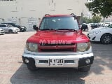 Photo Used Mitsubishi Pajero 2001
