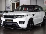 Photo Used Land Rover Range Rover Sport Supercharged...