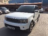 Photo Land Rover Range Rover Sport 5.0 V8