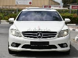 Photo Mercedes cl500 - 2008 - good condition - gcc...