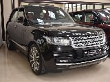 Photo Used Land Rover Range Rover Vogue SE 2015