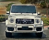 Photo Used Mercedes-Benz G-Clas G 63 AMG 2019