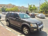 Photo Ford Explorer 2007 Indian lady family used car