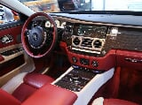 Photo 2019 rolls royce ghost 4-button with rear...