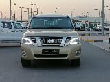 Photo Used Nissan Patrol LE Platinum 2011