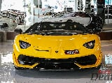 Photo 2020 Lamborghini Aventador SVJ Roadster AED2 450 -