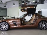 Photo Mercedes-Benz SLS AMG 6.2 V8