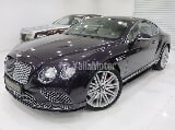 Photo Used Bentley Continental GT 6.0L W12 (626 HP) 2016