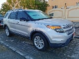 Photo Used Ford Explorer 3.5L V6 XLT 2015