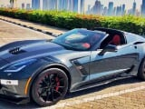 Photo Rent a 2019 Chevrolet Corvette in Dubai - AED...