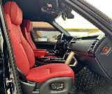 Photo Land rover range rover vogue se supercharged -...