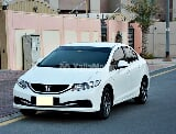 Photo Used Honda Civic 1.8 LXi 2014 Car for Sale in...