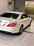 Photo Used Mercedes-Benz CLS-Class CLS 550 2013