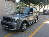 Photo Used Land Rover Range Rover Supercharged 2012