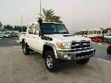Photo Used Toyota Land Cruiser Pick Up 4.5L Double...