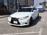 Photo Used Lexus IS 2015