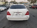 Photo Mercedes benz s500 2004 japan imported