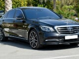 Photo Rent a 2018 Mercedes Benz S560 in Dubai - AED...