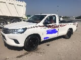 Photo Used Toyota Hilux 2.7 Single Cab 4x2 M/T Top 2017