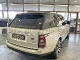 Photo Range rover vogue full service from al tayer...