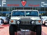 Photo Used Hummer H1 2006