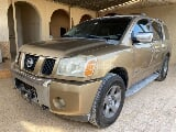 Photo Used Nissan Armada 5.6L LE 2005