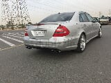 Photo Mercedes e55 amg japan imported