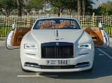 Photo Rent a 2017 Rolls Royce Dawn in Dubai - AED...