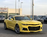 Photo Chevrolet Camaro V6 - ZL1 shape fully loaded 2018