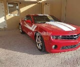 Photo Used Chevrolet Camaro Coupe 3.6L 3LT 2010