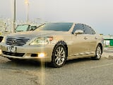 Photo Used Lexus LS 460 4 door 4.6L SWB 2011