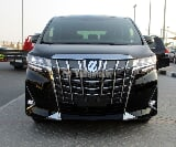 Photo New Toyota Alphard 3.5L (7-Seater) 2019