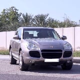 Photo Used Porsche Cayenne Turbo 2004