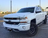 Photo Used Chevrolet Silverado 1500 LTZ Z71 2018