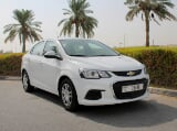 Photo Rent a 2018 Chevrolet Aveo Sedan in Dubai - AED...
