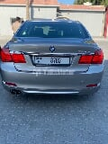 Photo Used BMW 7 Series 730Li 2012