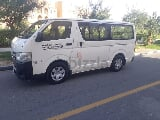 Photo Toyota Hiace 6 seater Delivery van 2013, GCC
