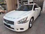 Photo Used Nissan Maxima 2010