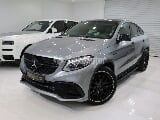 Photo Used Mercedes-Benz GLE-Class GLE 63 S 4MATIC 2016