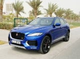 Photo Rent a 2018 Jaguar F Pace First Edition in...