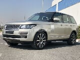 Photo Used Land Rover Range Rover Vogue LE 2014