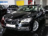 Photo BMW 730 Li Exclusive 2013 Black/Ivory 34,000 KM...