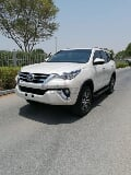 Photo Toyota Fortuner GXR GCC V6 2018 Model