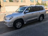 Photo Toyota Land Cruiser GXR V6 2011 - 60th...