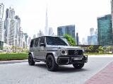 Photo Rent a 2019 Mercedes Benz G63 AMG Edition in...