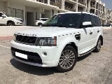 Photo Used Land Rover Range Rover Sport 2011